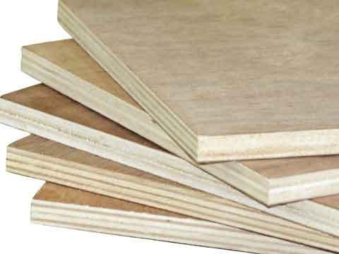 表面以优质实木贴皮或科技木为面料