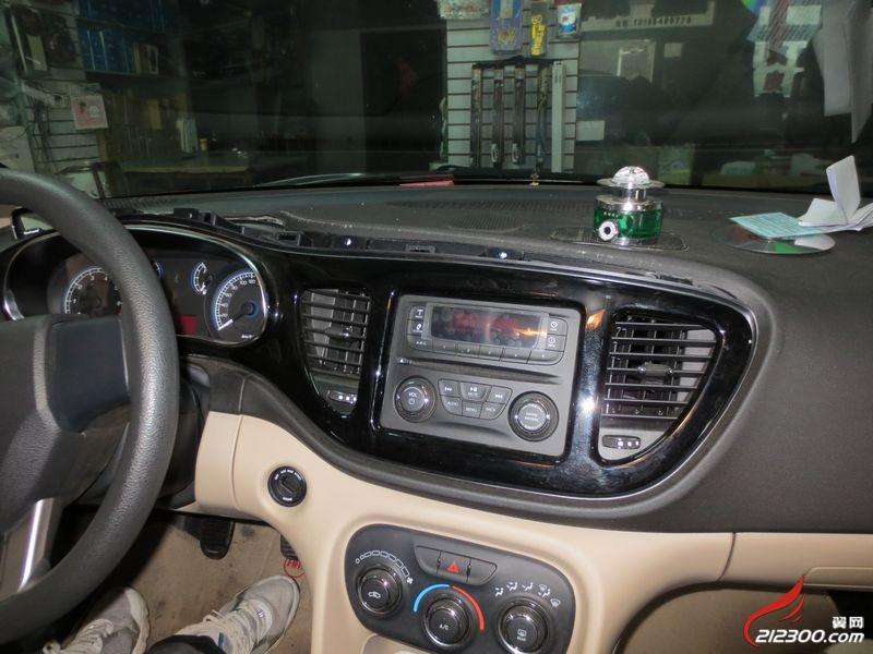 菲亚特飞翔导航dvd作业 汽车改装维修保养 212300.com 高清图片