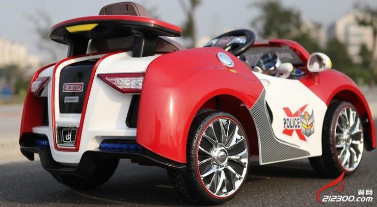 【转让】2013好来喜sx1118布加迪电动童车遥控汽车