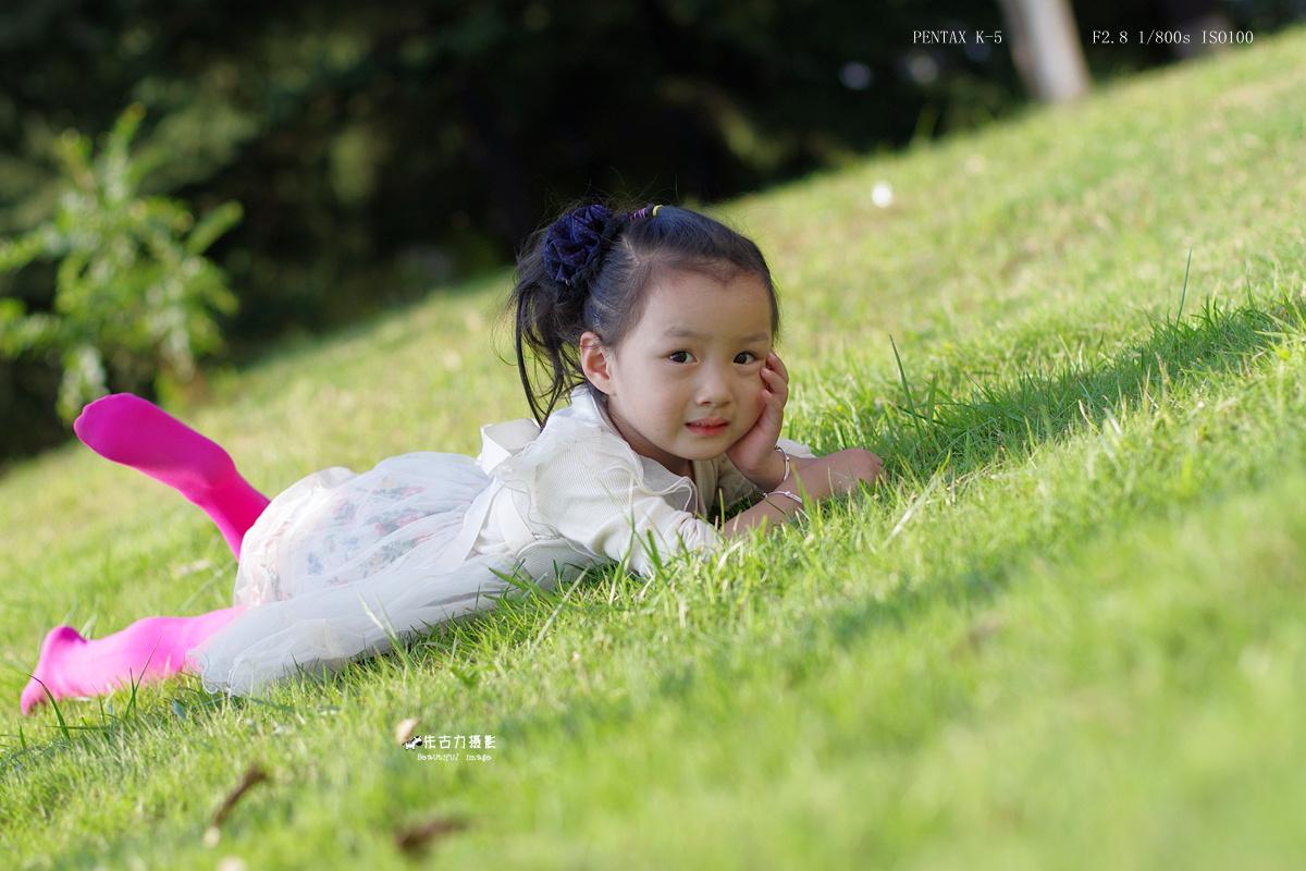 可爱美丽漂亮的小女孩|摄影沙龙-丹阳翼网