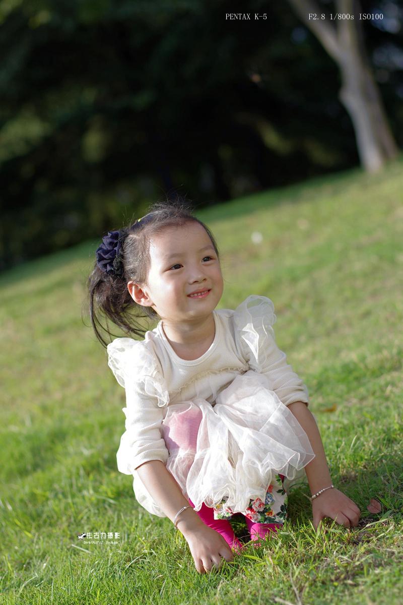 可爱美丽漂亮的小女孩 摄影沙龙-丹阳翼网