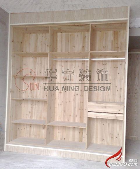 木工打制与整体衣柜(定制衣柜的区别)