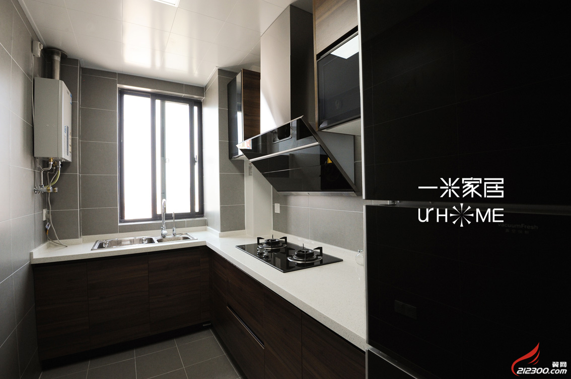 小户型厨房设计效果图展示