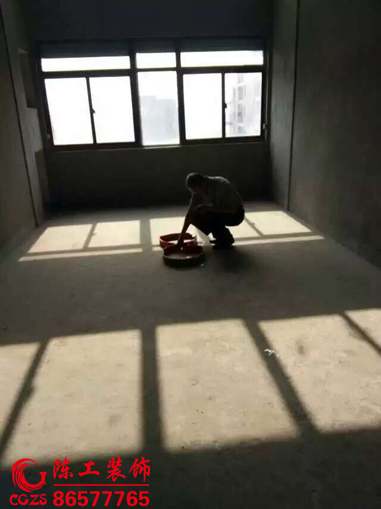 天波城95栋复式楼肖总雅居 5月22日吉日开工 家庭装修 212300.com