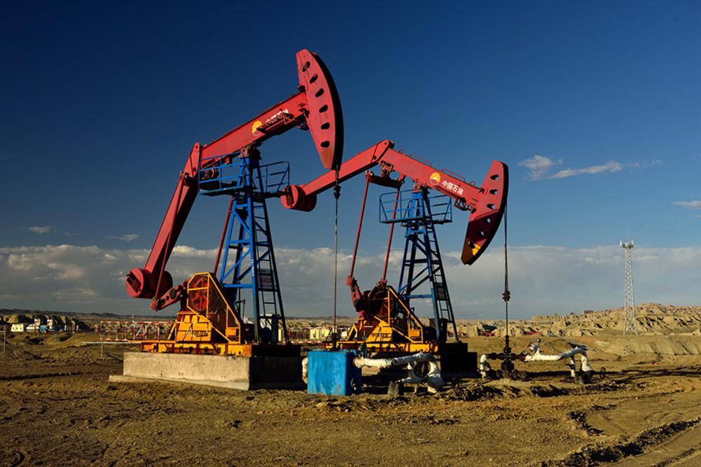【在路上】新疆采风(二)克拉玛依油田 摄影沙龙-丹