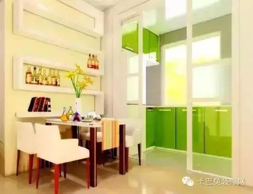 家庭装修 69 延展小户型餐厅空间